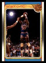 1988-89 Fleer #130 Patrick Ewing AS NM-Mint  ID: 303850