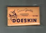 1950's Doeskin Tissues  Rails & Sails Card  Unopened   #*