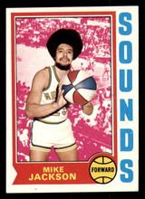 1974-75 Topps #261 Mike Jackson Near Mint  ID: 304388