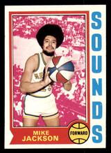 1974-75 Topps #261 Mike Jackson Near Mint  ID: 304389