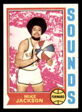 1974-75 Topps #261 Mike Jackson Near Mint+