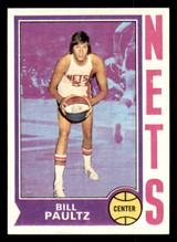 1974-75 Topps #262 Billy Paultz Near Mint+  ID: 304392