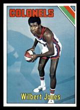 1975-76 Topps #289 Wilbert Jones Near Mint+