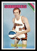 1975-76 Topps #295 Red Robbins Near Mint