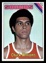 1975-76 Topps #315 Chuck Williams Ex-Mint