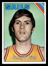 1975-76 Topps #317 Jimmy O'Brien Ex-Mint