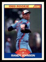 1989 Score #645 Randy Johnson NM-Mint RC Rookie  ID: 305452