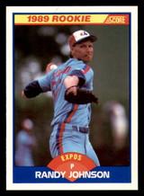 1989 Score #645 Randy Johnson NM-Mint RC Rookie  ID: 305453