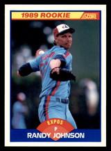 1989 Score #645 Randy Johnson NM-Mint RC Rookie  ID: 305454