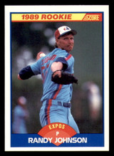 1989 Score #645 Randy Johnson NM-Mint RC Rookie  ID: 305455