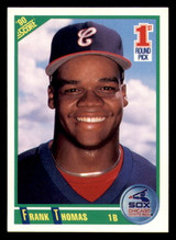 1990 Score #663 Frank Thomas NM-Mint RC Rookie  ID: 305459