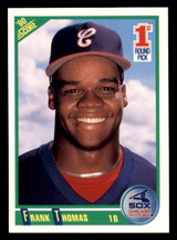 1990 Score #663 Frank Thomas NM-Mint RC Rookie  ID: 305460