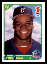 1990 Score #663 Frank Thomas NM-Mint RC Rookie  ID: 305461
