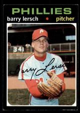 1971 Topps #739 Barry Lersch Ex-Mint SP High #  ID: 306177