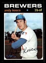 1971 Topps #746 Andy Kosco Near Mint+ High #