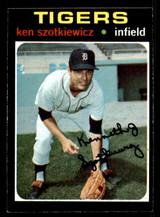 1971 Topps #749 Ken Szotkiewicz Ex-Mint RC Rookie High #  ID: 306187