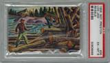 1950/56 Sgt. Preston #35 Log Jam  PSA 6 EX-MT  #*