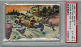 1950/56 Sgt. Preston #17 Shooting White Horse...  PSA 6 EX-MT  #*