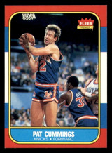 1986-87 Fleer #19 Pat Cummings Near Mint+  ID: 306293