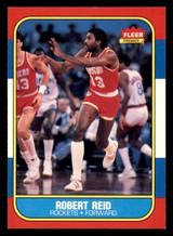 1986-87 Fleer #90 Robert Reid Near Mint  ID: 306384