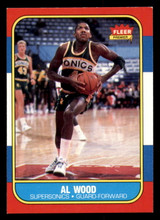 1986-87 Fleer #128 Al Wood Ex-Mint  ID: 306421