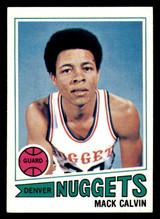 1977-78 Topps #96 Mack Calvin Ex-Mint