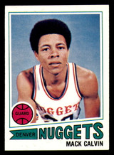 1977-78 Topps #96 Mack Calvin Near Mint