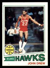 1977-78 Topps #98 John Drew Ex-Mint  ID: 306662
