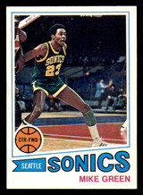 1977-78 Topps #99 Mike Green Near Mint+