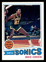 1977-78 Topps #99 Mike Green Very Good