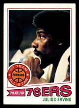 1977-78 Topps #100 Julius Erving Very Good