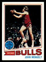 1977-78 Topps #101 John Mengelt Ex-Mint