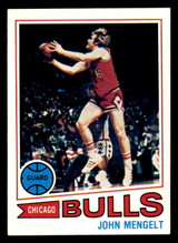 1977-78 Topps #101 John Mengelt Near Mint+