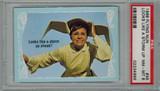 1968 Flying Nun #45 Looks Like A Storm...  PSA 8 NM-MT  #*