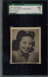 1948 Movie Stars #13 Colleen Townsend  SGC 60 EX 5  #*