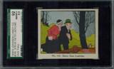 1937 R41 Dick Tracy #142 Steve Gets Ladylike SGC 92 NM-MT 8.5   #*