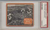 1933 World War Gum R174 #93 Throwing  Grenades PSA 5 EX    #*