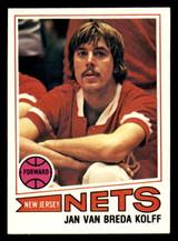 1977-78 Topps #109 Jan Van Breda Kolff Very Good