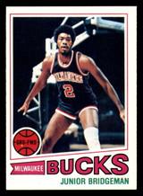 1977-78 Topps #114 Junior Bridgeman Near Mint  ID: 306909