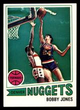 1977-78 Topps #118 Bobby Jones Ex-Mint  ID: 306915
