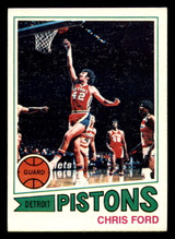 1977-78 Topps #121 Chris Ford Ex-Mint  ID: 306919