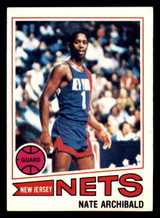 1977-78 Topps #127 Nate Archibald Near Mint  ID: 306926