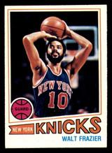 1977-78 Topps #129 Walt Frazier Very Good  ID: 306929
