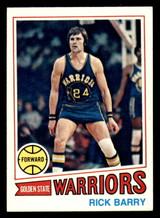1977-78 Topps #130 Rick Barry Near Mint  ID: 306930