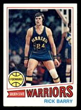 1977-78 Topps #130 Rick Barry Very Good