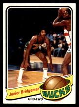 1979-80 Topps #91 Junior Bridgeman Near Mint