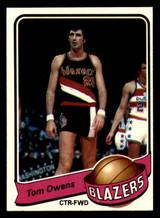 1979-80 Topps #102 Tom Owens Near Mint