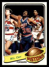 1979-80 Topps #107 M.L. Carr Near Mint