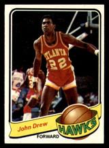 1979-80 Topps #118 John Drew Near Mint