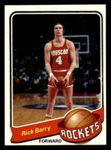 1979-80 Topps #120 Rick Barry Near Mint  ID: 307025